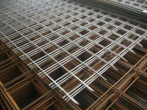 Concrete Reinforced Steel Bar Welded Mesh Panel pictures & photos