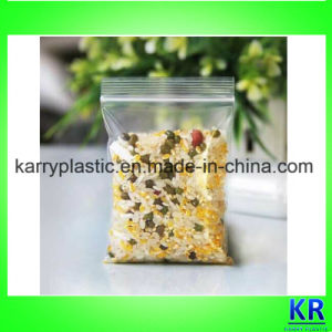 LDPE Plastic Reclosable Bags pictures & photos
