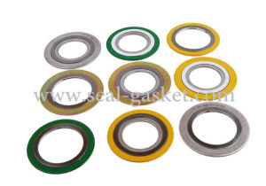 Monel and Inconel Spiral Wound Gasket pictures & photos