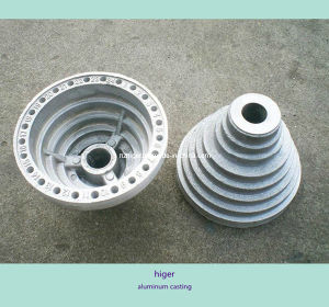 Aluminum Parts Sand Casting (HG-1992) pictures & photos