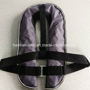 Gray Auto and Manual Work Vest Lifejacket Approved CE pictures & photos