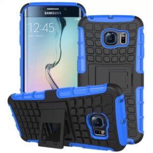 Combo Mobile Cell Phone Case for Samsung S6 Edge pictures & photos