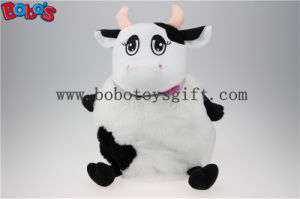 Plush Cow Backpack, Suffed Cow Animal Toy School Backpack pictures & photos