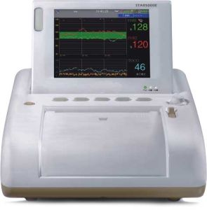 5.7 Inch Fetal Monitor Maternal Monitor Fetal Doppler Ultrasound Big Screen (SC-STAR5000E) pictures & photos