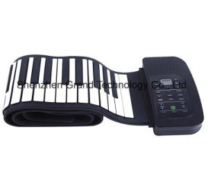 88 Keys Roll up Electronic Keyboard Piano (GPA-88) pictures & photos