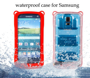 Mobile Phone Accessories Waterproof Case for Samsung Galaxy