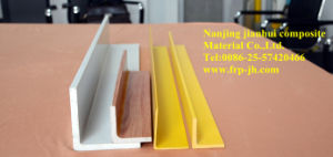 China Factory Fiberglass Extrusion Angle pictures & photos