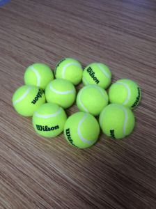 High Quality 100cm-140cm Bounce Tennis Ball pictures & photos