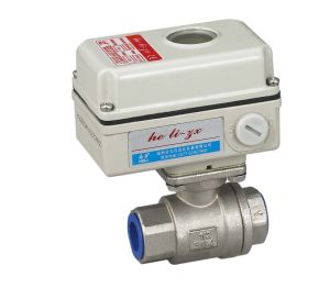 Hl-Zx Actuator with Ball Valve pictures & photos