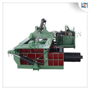 Hydraulic Aluminium Scrap Metal Baler Recycling Machine pictures & photos