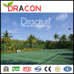Synthetic Lawn Tennis Turf UV Resistant Grass (G-2045) pictures & photos