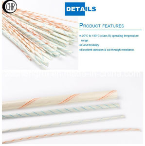 High Quality PVC Insulation Fiberglass Sleeving 2715 pictures & photos