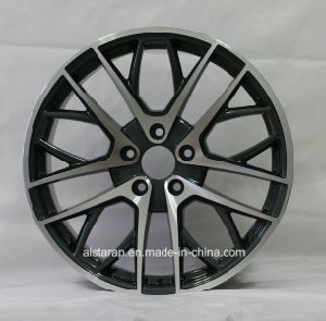 Alloy Wheel/Car Wheel/Wheel Rim/Auto Parts Newly Design 2017 pictures & photos