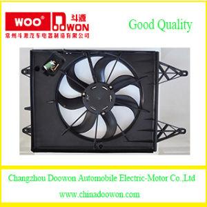 for Volkswagen G5 Voyage Polo Radiator Cooling Fan / Ventilador Do Radiador / Ventoinha 5u0959455b
