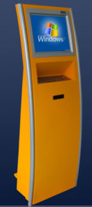 ATM Touch Screen Self Service Kiosk (KMY8501B) pictures & photos