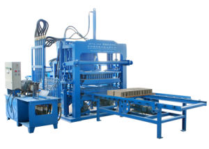 Automatic Hydraulic Brick Making Machine pictures & photos