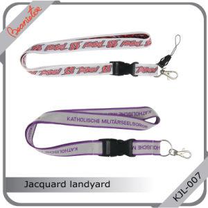 Jacquard Lanyard