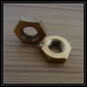 Hex Brass Nut pictures & photos