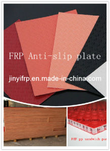 PP Honeycomb Boards with FRP Anti-Skid Sheet for Floor
