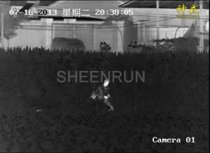 7km Hunting Hand Held Thermal Imager Binoculars (100mm Lens) pictures & photos