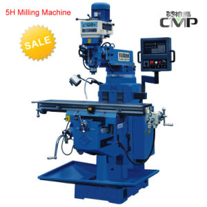 5H Vertical Milling Machine