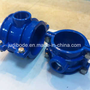 Ductile Iron Pipe Clamp/ Saddle pictures & photos