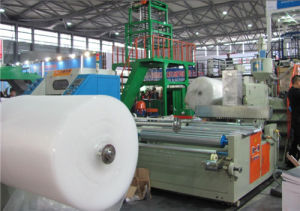 PE Bubble Film Machine (one extruder) 2 Layer Ftpe-1300 pictures & photos