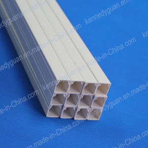 Electrical Plastic Cable Duct PVC Trunking PVC Wiring Duct pictures & photos