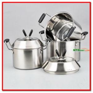 Soup Pot (N000006904, 6905, 6906, 6907) pictures & photos
