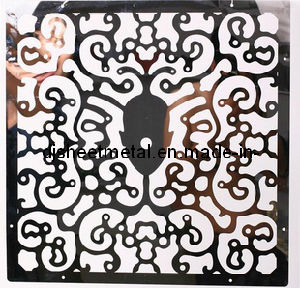China Decorative Sheet Metal Part pictures & photos