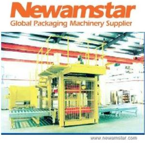 Fully Automatic Depalletizer for Production Line pictures & photos