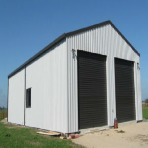 Portable Light Steel Structure Garage with Ce Certification (KXD-SSW1400) pictures & photos