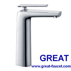 25mm Tall Bathroom Lavatory Faucet pictures & photos