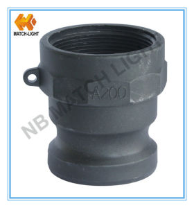 Female BSPP Threaded Camlock Quick Coupling pictures & photos
