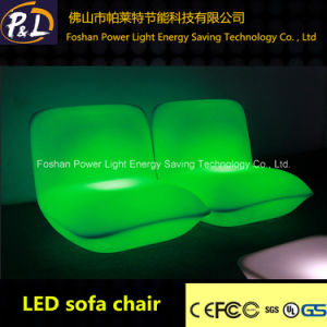 Lighted Home Patio Garden Furniture LED Sofa pictures & photos