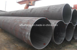 Line Pipe API 5L Psl1 X46, Black Steel Pipe L320, L320q Liquid Pipe pictures & photos