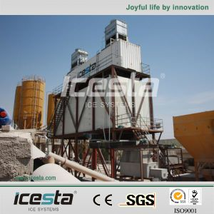 Flake Ice Plant Concrete Cooling Systems (IFCT-80T) pictures & photos