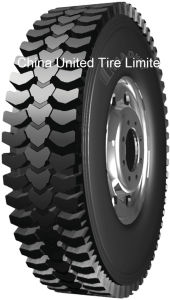 295/75r22.5, 285/75r24.5 Tubeless Tiretrailer Tire Truck Tire, pictures & photos