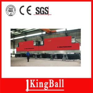 High Precision Hydraulic CNC Press Brake We67k 400/4000 CE Certification pictures & photos