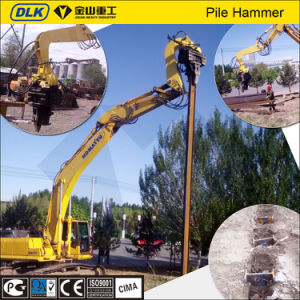 Pile Hammer Driver for Excavator New Product Made in China pictures & photos