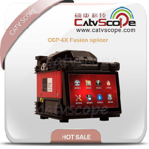 High Performance Optic Fusion Splicer Csp-X6