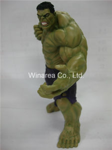 Customized The Hulk Statue with Height 25cm pictures & photos