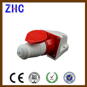 CE Approval 32A 380V 3p+N+E IP44 Industrial Socket pictures & photos