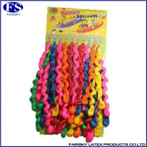 Factory Price Spiral Balloon for Party Supplies pictures & photos