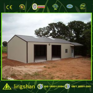 2016 New Design Prefab Warehouse With Crane pictures & photos