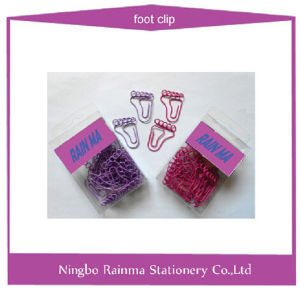 Paper Clip with Foot Shape pictures & photos