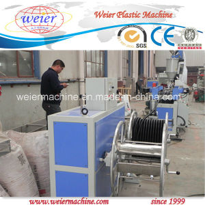 Plastic Extruder for Flexible Corrugated Pipe Production Line pictures & photos
