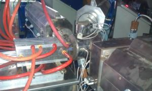 Leading Extrusion Technology Fridge Seal Strip Plastic Extrusion Machine pictures & photos