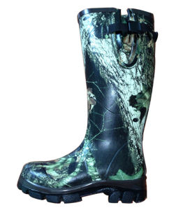 Camouflage Neoprene Hunting Boots pictures & photos