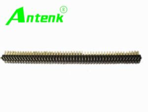 2.54mm Pin Header, SMT Type pictures & photos